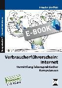 Cover-Bild zu Verbraucherführerschein: Internet (eBook) von Steffek, Frauke