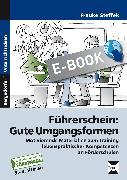 Cover-Bild zu Führerschein: Gute Umgangsformen (eBook) von Steffek, Frauke