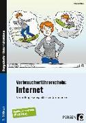 Cover-Bild zu Verbraucherführerschein: Internet von Steffek, Frauke