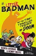 Cover-Bild zu Little Badman and the Time-travelling Teacher of Doom (eBook) von Arshad, Humza
