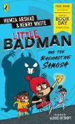 Cover-Bild zu Little Badman and the Radioactive Samosa (eBook) von Arshad, Humza