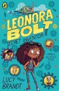 Cover-Bild zu Leonora Bolt: Secret Inventor (eBook) von Brandt, Lucy