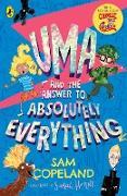 Cover-Bild zu Uma and the Answer to Absolutely Everything (eBook) von Copeland, Sam