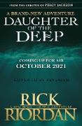 Cover-Bild zu Daughter of the Deep (eBook) von Riordan, Rick