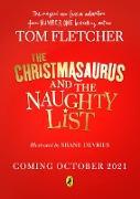 Cover-Bild zu The Christmasaurus and the Naughty List (eBook) von Fletcher, Tom
