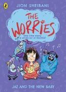 Cover-Bild zu The Worries: Jaz and the New Baby (eBook) von Sheibani, Jion
