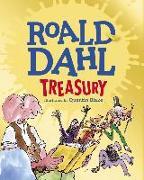 Cover-Bild zu The Roald Dahl Treasury (eBook) von Dahl, Roald