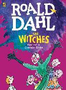 Cover-Bild zu The Witches (Colour Edition) (eBook) von Dahl, Roald
