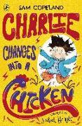 Cover-Bild zu Charlie Changes Into a Chicken (eBook) von Copeland, Sam