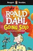 Cover-Bild zu Penguin Readers Level 4: Going Solo (ELT Graded Reader) (eBook) von Dahl, Roald