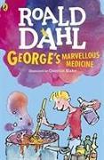 Cover-Bild zu George's Marvellous Medicine von Dahl, Roald