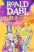 Cover-Bild zu Charlie und die Schokoladenfabrik von Dahl, Roald