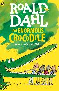 Cover-Bild zu The Enormous Crocodile von Dahl, Roald