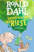 Cover-Bild zu Sophiechen und der Riese von Dahl, Roald