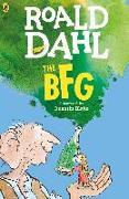 Cover-Bild zu The BFG von Dahl, Roald