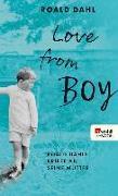 Cover-Bild zu Love from Boy (eBook) von Dahl, Roald
