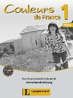 Cover-Bild zu Couleurs de France Neu 1 - Lehrerhandreichung