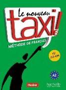 Cover-Bild zu Le nouveau taxi ! 02. Kursbuch mit DVD-ROM