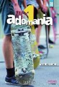 Cover-Bild zu Adomania 1. Kursbuch + DVD-ROM (mit Lösungsheft)