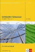Cover-Bild zu Lambacher Schweizer. Kursstufe. Arbeitsheft plus Lösungen. Basistraining Analysis 11./12. Klasse. Baden-Württemberg ab 2016