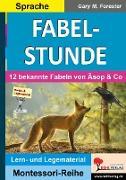 Cover-Bild zu FABELSTUNDE von Forester, Gary M.