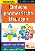 Cover-Bild zu Einfache geometrische Übungen (eBook) von Smith, Peter