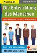 Cover-Bild zu Die Entwicklung des Menschen (eBook) von Forester, Gary M.