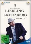 Cover-Bild zu Liebling Kreuzberg von Becker, Jurek