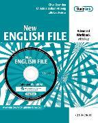 Cover-Bild zu Advanced: New English File: Advanced: Workbook with MultiROM Pack - New English File von Oxenden, Clive