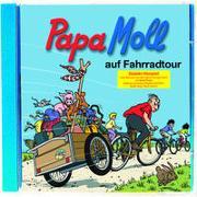Cover-Bild zu Papa Moll auf Fahrradtour von Lendenmann, Jürg