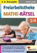 Cover-Bild zu Freiarbeitstheke Mathe-Rätsel / Klasse 3-4 von Lamm, Stefan