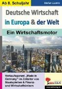 Cover-Bild zu Deutsche Wirtschaft in Europa & der Welt (eBook) von Lamm, Stefan