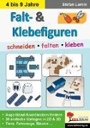 Cover-Bild zu Falt- & Klebefiguren (eBook) von Lamm, Stefan
