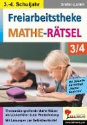 Cover-Bild zu Freiarbeitstheke Mathe-Rätsel / Klasse 3-4 (eBook) von Lamm, Stefan