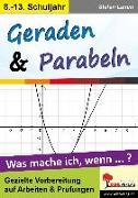 Cover-Bild zu Geraden & Parabeln von Lamm, Stefan