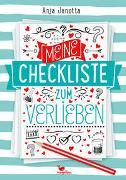 Cover-Bild zu Meine Checkliste zum Verlieben von Janotta, Anja