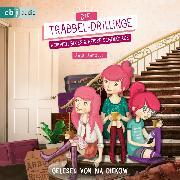 Cover-Bild zu Die Trabbel-Drillinge - Heimweh-Blues und heiße Schokolade (Audio Download) von Janotta, Anja