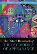 Cover-Bild zu Oxford Handbook of the Psychology of Appearance (eBook) von Rumsey, Nichola (Hrsg.)