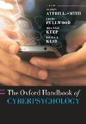 Cover-Bild zu The Oxford Handbook of Cyberpsychology von Attrill-Smith, Alison (Hrsg.)