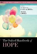 Cover-Bild zu The Oxford Handbook of Hope von Gallagher, Matthew W. (Hrsg.)