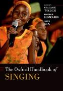 Cover-Bild zu The Oxford Handbook of Singing (eBook) von Welch, Graham