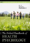 Cover-Bild zu The Oxford Handbook of Health Psychology von Friedman, Howard S. (Hrsg.)