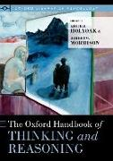 Cover-Bild zu The Oxford Handbook of Thinking and Reasoning von Holyoak, Keith J. (Hrsg.)