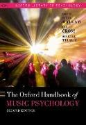 Cover-Bild zu The Oxford Handbook of Music Psychology von Hallam, Susan (Hrsg.)