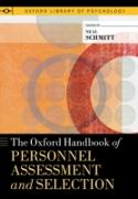 Cover-Bild zu Oxford Handbook of Personnel Assessment and Selection (eBook) von Schmitt, Neal (Hrsg.)