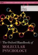 Cover-Bild zu Oxford Handbook of Molecular Psychology (eBook) von Canli, Turhan
