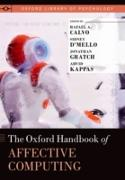 Cover-Bild zu Oxford Handbook of Affective Computing (eBook) von Calvo, Rafael A. (Hrsg.)