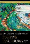 Cover-Bild zu Oxford Handbook of Positive Psychology (eBook) von Lopez, Shane J. (Hrsg.)