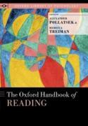 Cover-Bild zu Oxford Handbook of Reading (eBook) von Pollatsek, Alexander (Hrsg.)