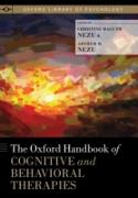 Cover-Bild zu Oxford Handbook of Cognitive and Behavioral Therapies (eBook) von Nezu, Christine Maguth (Hrsg.)